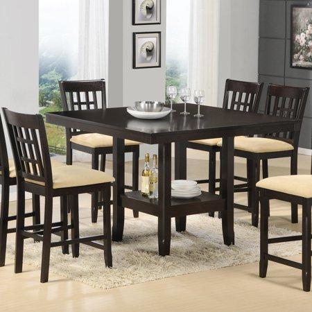 Hillsdale Furniture Tabacon 9 Piece Dining Set Walmartcom