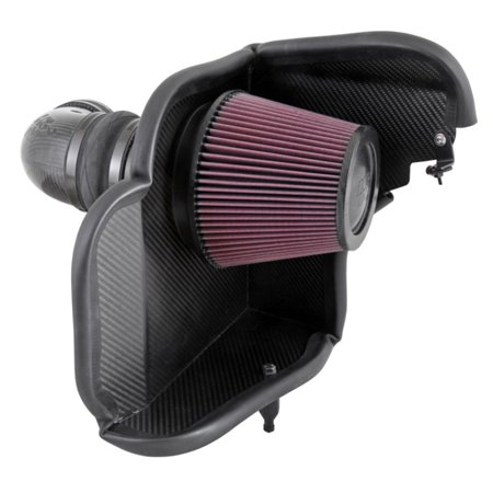 K&N 12-13 Chevy Camaro ZL1 6.2L V8 Aircharger Performance Intake