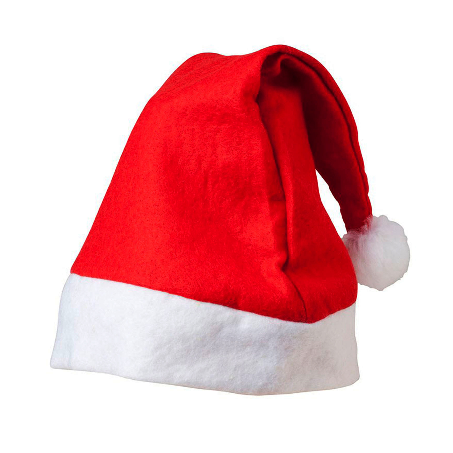 Red Christmas Hat Santa Claus Hat * Christmas Party Supplies