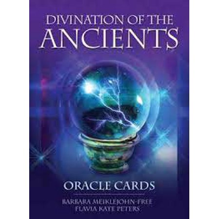Party Games Accessories Halloween Séance Tarot Cards Divination of the Ancients by Meiklejohn-Free & Peters