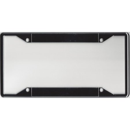 100a Service Panel (EVERY STATE Chrome Metal Double Panel Frame-100 pk)