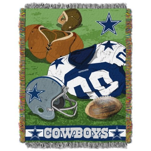 The Northwest Company Officially Licensed NFL Dallas Cowboys Vintage Beauteous The Northwest Company Throw Blankets
