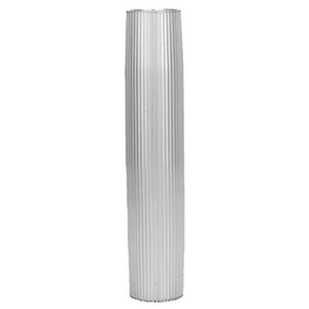 Taco Marine Z60 7279VEL27 5 2 Taco Aluminum Ribbed Table Pedestal 2 3