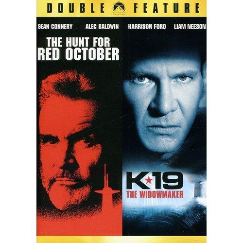 Hunt for Red October/K-19: The Widowmaker [DVD]