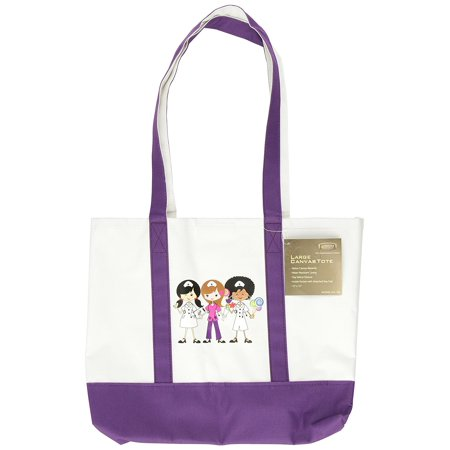 Nurse Tote Bags (Prestige Nurse Tote Bag- Nurse Trio on)