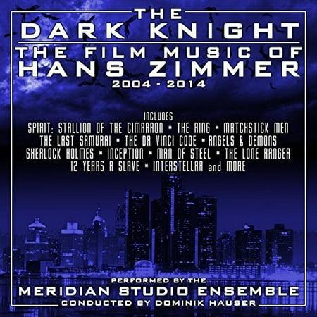 Dark Knight: The Film Music Of Hans Zimmer 3 Soundtrack (Hans Zimmer Best Soundtracks)