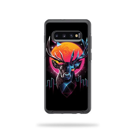 MightySkins Skin Compatible With Otterbox Symmetry Samsung Galaxy S10 - 420 Zombie | Protective, Durable, and Unique Vinyl wrap cover | Easy To Apply, Remove, and Change Styles | Made in the