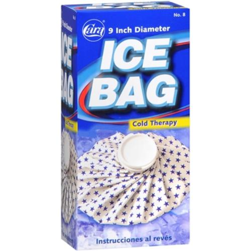 Cara Ice Bag 9 Inches No. 8 1 Each (Pack of 3)