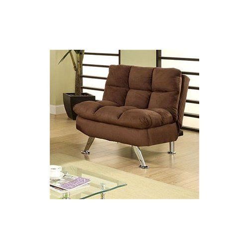 Furniture of America CM2905CH Cocoa Beach Chair Futon