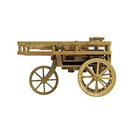 Academy Da Vinci Self Propelling Cart, Snap together kit