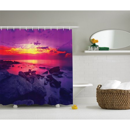 Seascape Decor Sunset Over Sea Tropical Beach Summer Scene, Bathroom on butterflies bathroom decor, love bathroom decor, sexy bathroom decor, island bathroom decor, bamboo bathroom decor, car bathroom decor, rose bathroom decor, girl bathroom decor, male bathroom decor, family bathroom decor, waterfall bathroom decor, forest bathroom decor, star bathroom decor, ocean bathroom decor, flowers bathroom decor, blue bathroom decor, train bathroom decor, tropical bathroom decor, bowling bathroom decor, eagle bathroom decor,