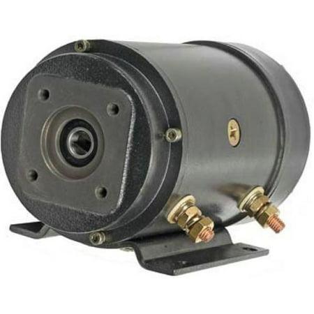 NEW 12V CW ELECTRIC PUMP MOTOR FITS HANN WEBSTER ML4502 ML4502A ML-4364 907381