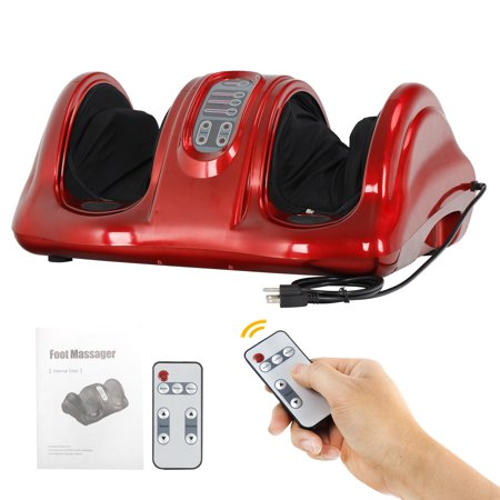 Zeny Kneading and Rolling Shiatsu Foot Massager Machine for Foot, Ankle, Nerve Pain w/ Remote Control,4 Programs, 3 Massage (The Best Foot Massage Machine)