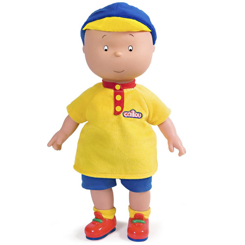 Caillou Classic Doll, Large