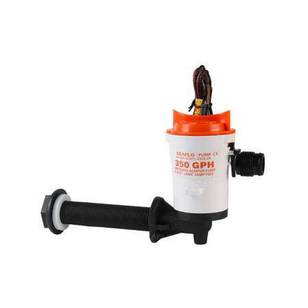 SEAFLO 05-Series Baitwell/ Livewell Pump - 350 (0.5 Gph Mini)