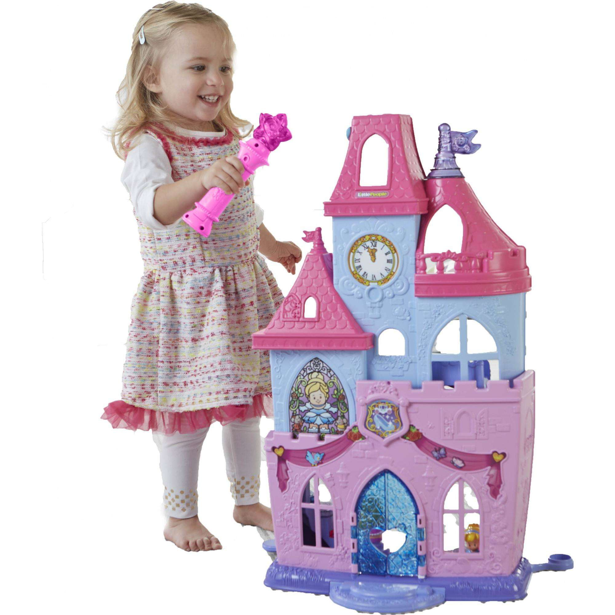 Disney Princess Magical Wand Palace By Little People by Little People