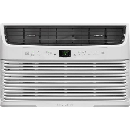 Frigidaire 6,000 BTU 115V Window-Mounted Mini-Compact Air Conditioner with Full-Function Remote