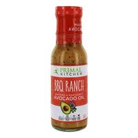 Primal Kitchen - Dressing Bbq Ranch Avo Oil, 8 Fl