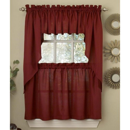 Sheer Kitchen Curtains