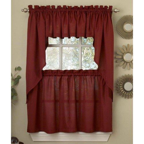 Ribcord Kitchen Curtain
