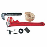 Pipe Wrench Replacement Parts, Strap, 1 1/8 in X 17 in, Sold As 1 Each