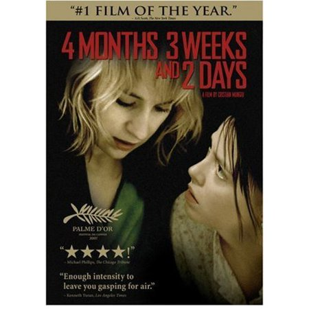 4 Months, 3 Weeks and 2 Days [DVD]