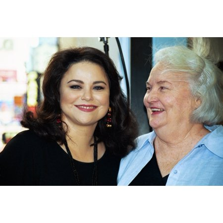 Delta Burke And Her Mother At 2003 Broadway Cares Equity Fights Aids Fundraiser Ny 9212003 By Janet Mayer Celebrity