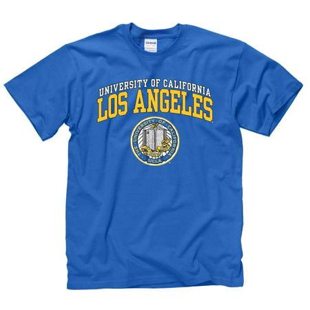 - UCLA Bruins Double Arch Men's T-Shirt- Blue