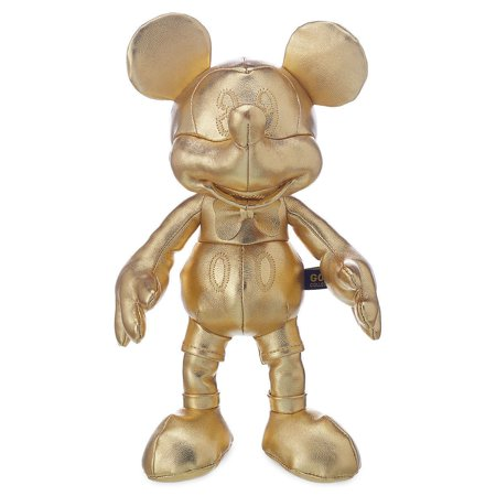 Plush Original Tag (Disney Mickey The True Original Gold Collection Small Plush New with Tags )