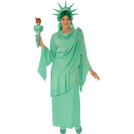 Womens Classic Liberty Halloween Costume