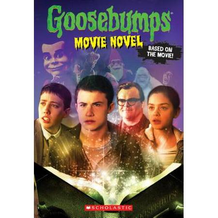 Goosebumps: Movie Novel - Goosebumps Stay Out Of The Basement Movie