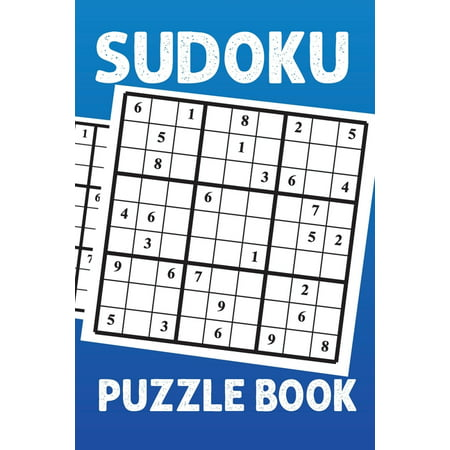 Sudoku Puzzle Book: Sudoku Puzzle Gift Idea, 400 Easy, Medium And Hard Level. 6X9 Inches 100 Pages. (Paperback)