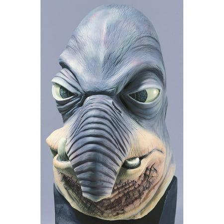 Watto Star Wars 3/4 Mask Halloween Costume Accessory - Star Wars Halloween Masks