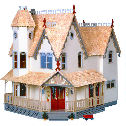 Greenleaf Dollhouses Pierce Dollhouse