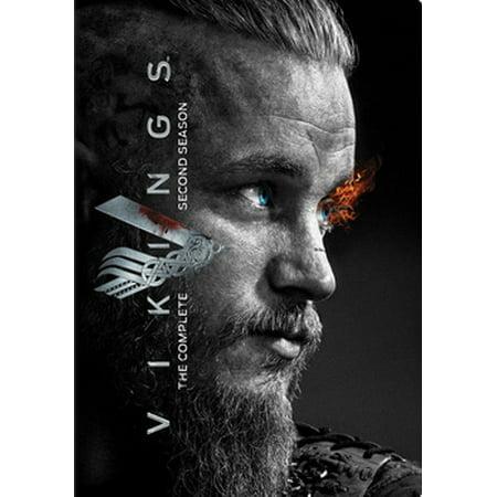 Vikings: The Complete Second Season (DVD) (The Striking Viking)
