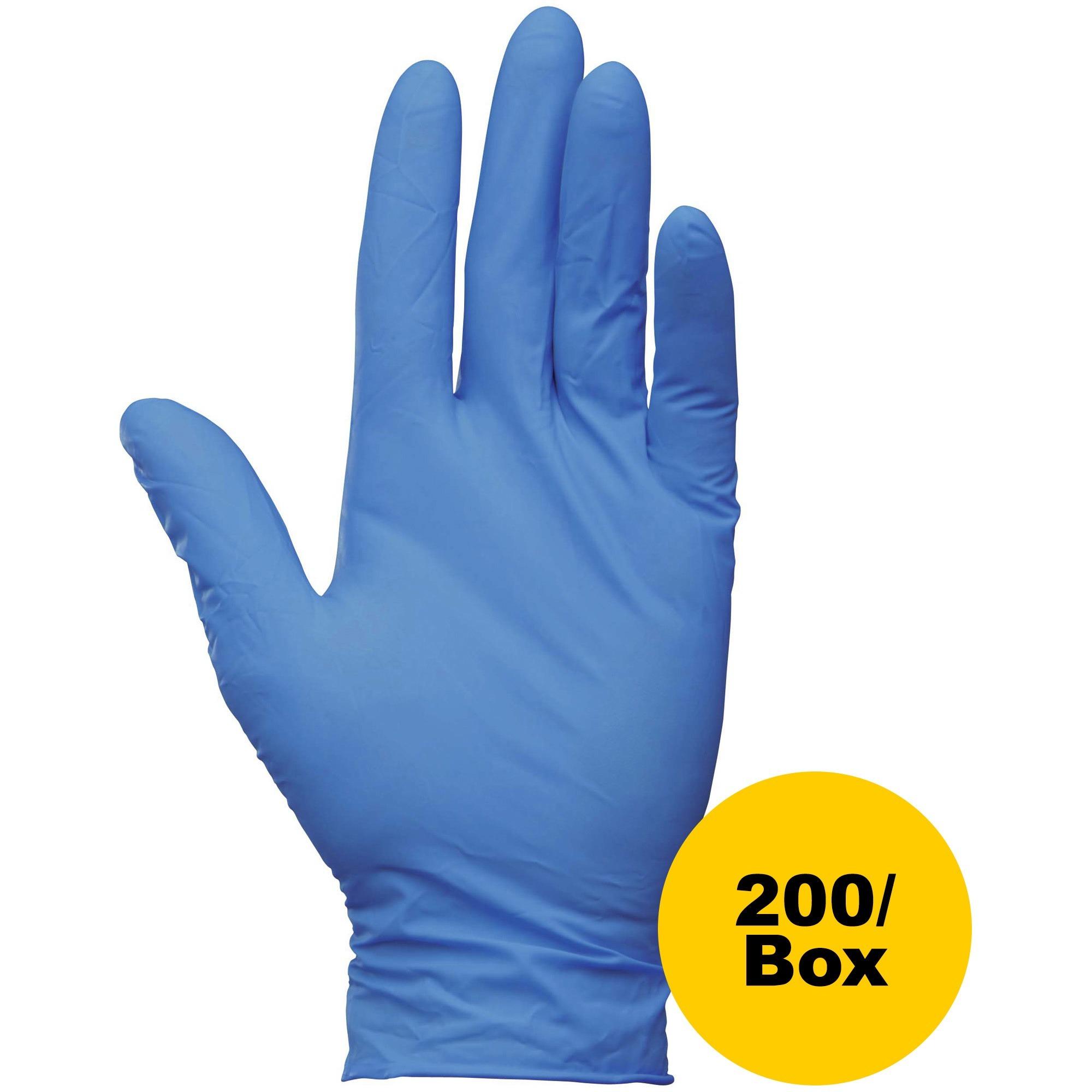 Kleenguard, KCC90097, Powder-free G10 Nitrile Gloves, 200 / Box, Arctic Blue