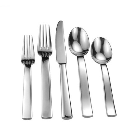 David Shaw Silverware Splendide Nord 20 Piece Flatware Set