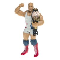 WWE Wrestling Summer Slam Kurt Angle Action Figure