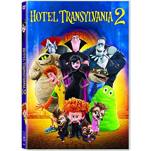 Hotel Transylvania 2 (DVD + Digital Copy) (With INSTAWATCH) (Widescreen)