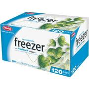 Presto 1 Qt. Reclosable Freezer Bag (120 Count) C00507S0