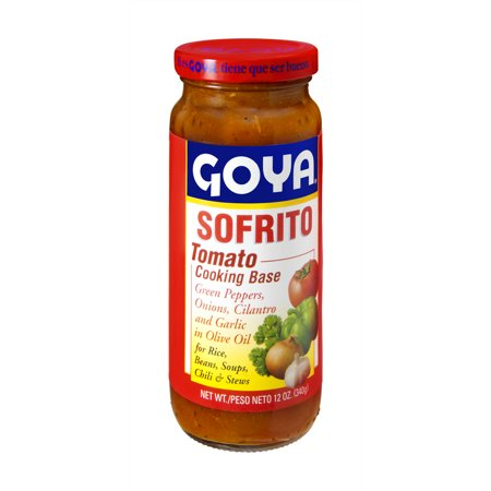 Goya Sofrito Tomato Cooking Base  12 Oz