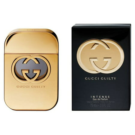Best Gucci Guilty Intense Perfume Spray For Women, 2.5 Oz deal