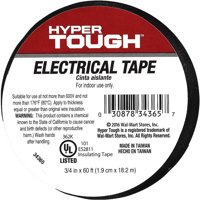 Hyper Tough Electrical Tape Blk