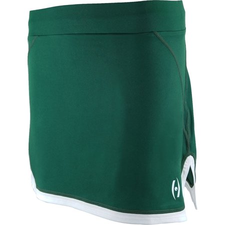 Harrow Women's Legend Uniform Field Hockey Skirt Forest Green/White