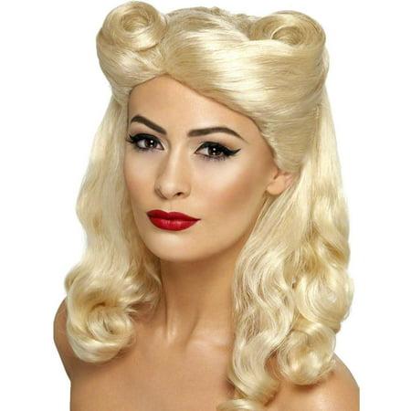 40s Pin Up Wig](Pin Up Wig)