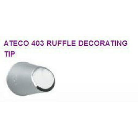 Ruffle Cake / Cupcake Decorating Tip #403 - Cupcake Decorating
