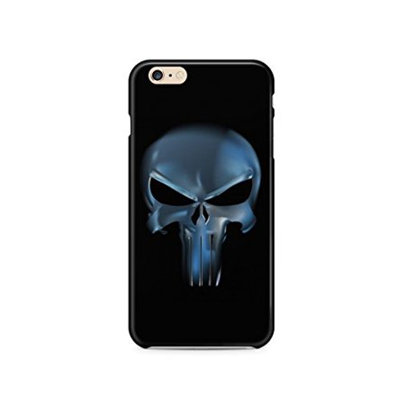 Ganma Deadpool Punisher design Case For iPhone 8 Hard Case (Punisher Cover)