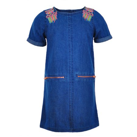 Volume Apparel Girls' Dress - Girls Apparel
