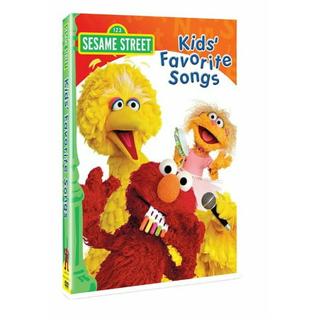 Kids Favorite Songs (DVD)