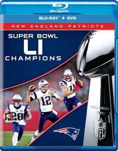 NFL Super Bowl 51 Champions (Blu-ray + DVD) by Gaiam Americas